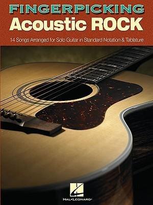 [(Fingerpicking Acoustic Rock )] [Author: Hal Leonard Publishing Corporation] [Feb-2007]