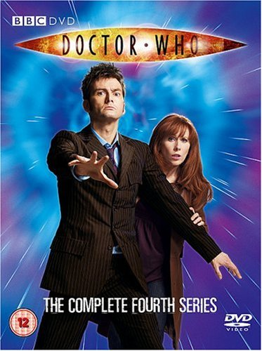 Doctor Who : Complete BBC Series 4 [2008] [DVD]: Amazon.co.uk ...