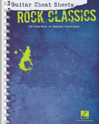 Guitar Cheat Sheets - Rock Classics pdf