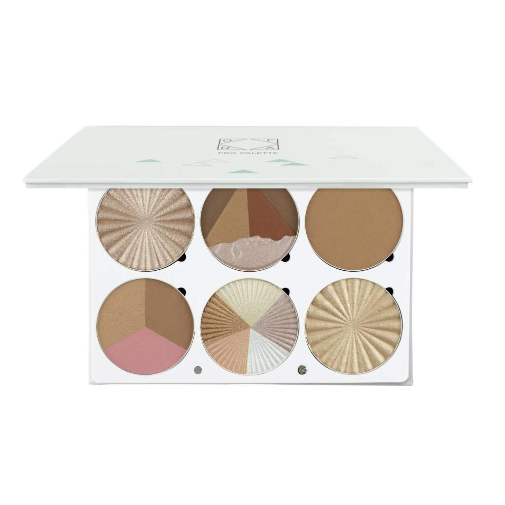 Ofra On The Glow Highlighting and Bronzing Palette for Women