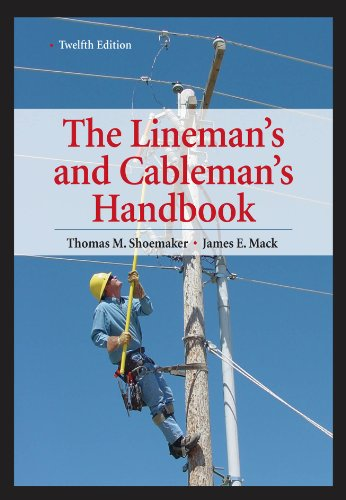 Lineman's and Cableman's Handbook 12th Edition (Lineman's & Cableman's - Of Concrete Definition