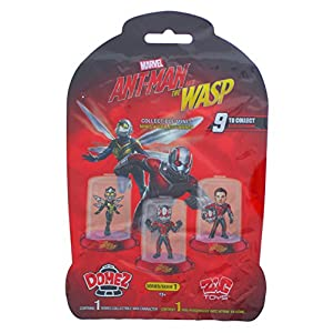 51NGXgfWquL. SS300 Domez/ Marvel Ant-Man & The Wasp - Series 1 - Collectible Minis | 9 to Collect | Contains 1 Ant Man Movie Character…