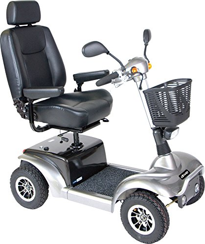 Drive Medical Prowler Mobility Scooter, 4 Wheel, 20 Inch