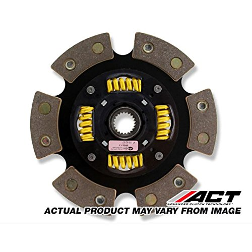 ACT 6214104 6-Pad Sprung Race Clutch - Clutch 1992 Summit Eagle