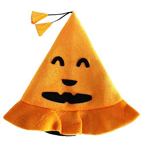 bromrefulgenc Halloween Pumpkin Cloak,Fancy Dress Pumpkin Cloak Cloak Cosplay Outfit Costume for Adult Kids Halloween Carnival Party Pumpkin Hat