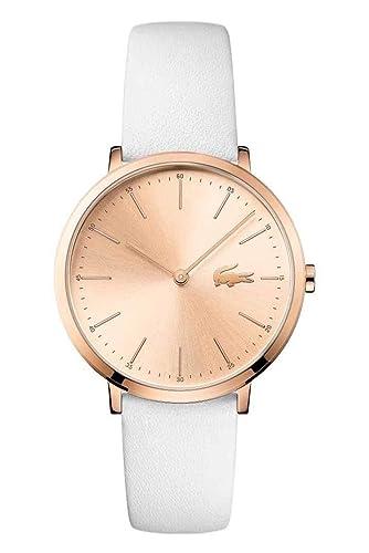 Lacoste 2000949 - Reloj analógico de pulsera para mujer: Lacoste: Amazon.es: Relojes