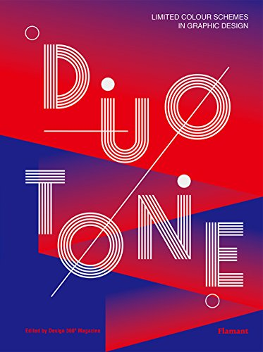 Duotone: Limited Color Schemes in Graphic Design explores the possibilities and applications of the duotone printing technique, which applies either two shades of the same color, black and one tint, or two different colors. This process bring...