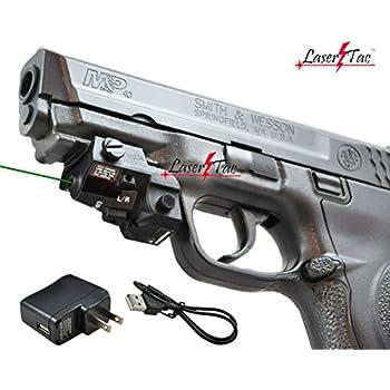 Amazon Com Lasertac Glx Sr Rechargeable Subcompact Green