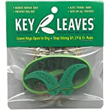 Key Leaves saxophone key props for all Alto, Tenor, Bari, Bass or C Melody saxophones