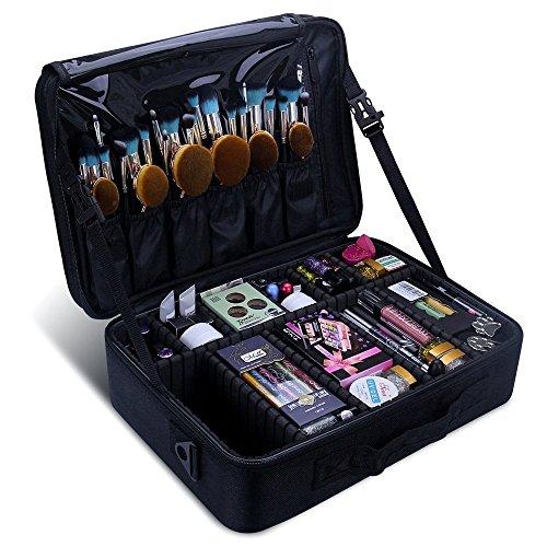 Relavel Makeup Train Case