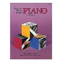 Bastien Piano Basics: Level One