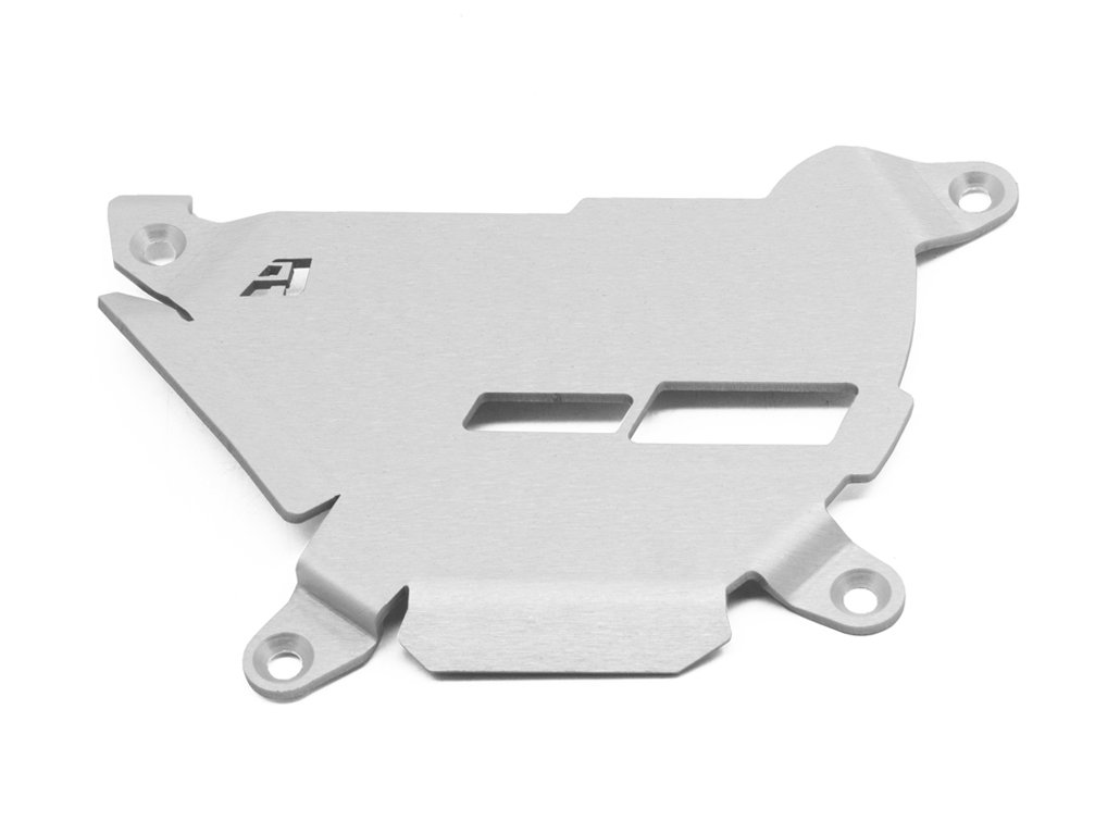 AltRider KT13-1-1118 Clutch Side Engine Case Cover for the KTM 1050/1090/1190 Adventure / R - Silver