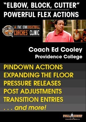 Elbow, Block, Cutter: Powerful Flex Actions by Ed Cooley