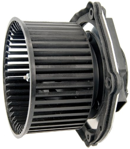 Cadillac Motor Blower Deville (Four Seasons/Trumark 35121 Blower Motor with Wheel)
