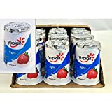 Yoplait Light Strawberry Yogurt, 6 Ounce - 12 per case.