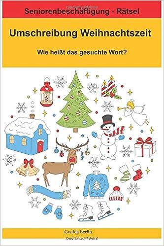 Umschreibung Weihnachtszeit - Wie heißt das gesuchte Wort ...