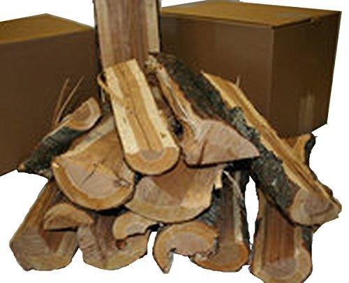 Wilson Enterprises Split Firewood- Birch, Maple, Oak, Apple, or Cherry. Natural Kiln Dried Firewood (Cherry)