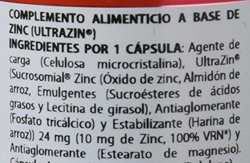 EQUISALUD - HOLOMEGA ZINC LIPOSOMADO 50 cap EQUISALUD: Amazon.es: Alimentación y bebidas