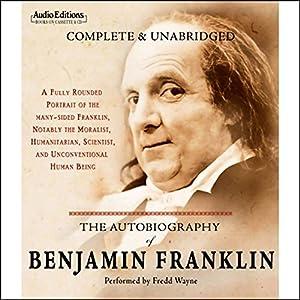 The Autobiography of Benjamin Franklin Audiobook