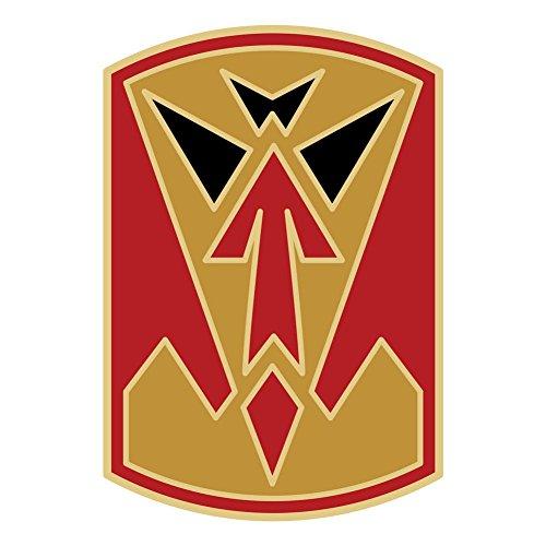 USAMM Army 35th Air Defense Artillery Veteran Unit Sticker