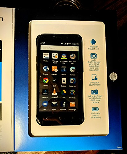 Cheap Unlocked Cell Phones AT&T ZTE Maven 3 Z835