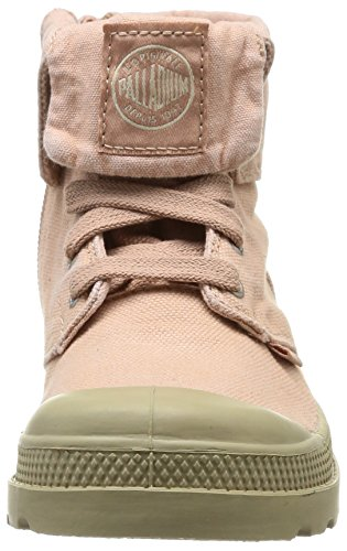 Baggy Zipper enfant Palladium Pink Putty Rose mixte K Salmon Boots F5wffxqCd