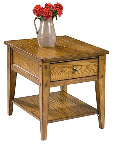 Liberty Furniture 110-OT1020 Lake House End Table, 23