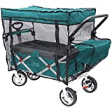Creative Outdoor Bug Net Cover for Push Pull Wagons | Accessory