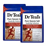 Dr. Teal's Epsom Salt Soaking Solution, Therapy