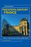 Twentieth-Century France 9780340731963