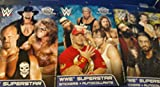 WWE Superstar Sticker Book 200+ Stickers 3 Set Bundle