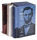 img - for LINCOLN BICENTENNIAL COLLN: 3-volume box set book / textbook / text book