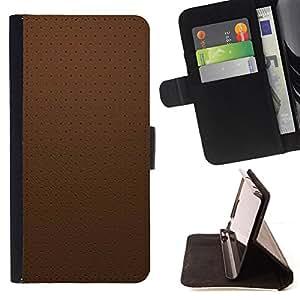 For Sony Xperia M5 E5603 E5606 E5653,S-type Simple patrón de 20 - Dibujo PU billetera de cuero Funda Case Caso de la piel de la bolsa protectora