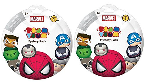 Mystery Stack Packs Series 1 (Set of 2 Mystery Figures) ()