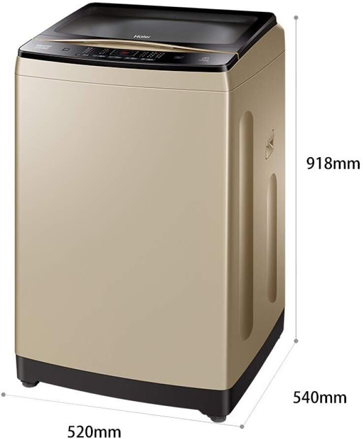 濯ぎモーターダイレクトドライブ洗濯フリーエネルギーミュート新技術] [8キロ10KG高周波ダイレクトドライブインバータ自動洗濯機 (Color : 8 public)
