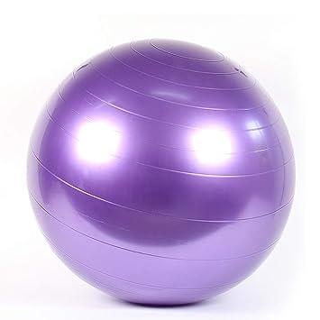 GSPYJQ Bola de Yoga 65/75 cm de Espesor a Prueba de ...