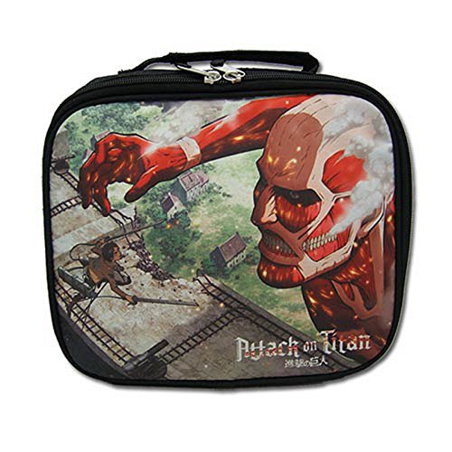 Attack on Titan - Titan Lunch Bag Anime Backpack