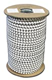 T.W Evans Cordage SC-104-050 1/4-Inch by 50-Feet Elastic Bungee Shock Cord (3 Pack)