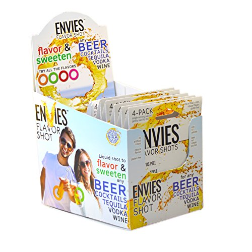 Envies Flavor Shot 4-pack Multiflavor Box