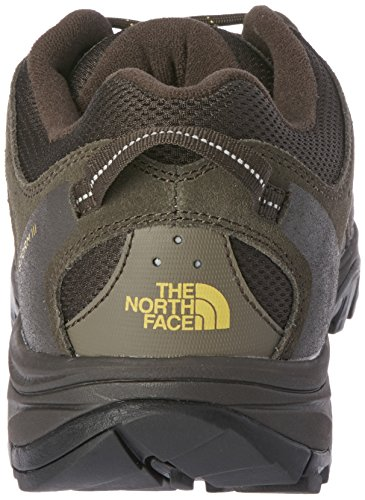 The North Face Mens Storm Iii Coffee Brown / Antique Moss Green