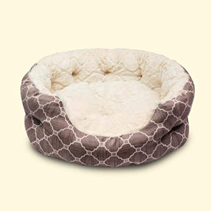 Vivian Inc Beds & Furniture - Pet Dog Bed Soft Warm Dog Cat Litter Nest House