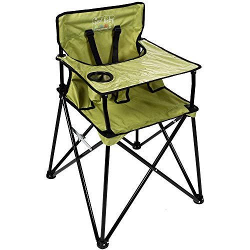 ciao! baby Portable Highchair, Sage ()