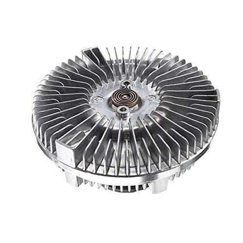 A-Premium Engine Cooling Fan Clutch for Chevrolet GMC C/K 1500 2500 3500 Blazer Tahoe Yukon 6.5L Turbo Diesel OHV