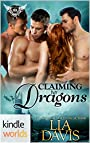 Paranormal Dating Agency: Claiming Her Dragons (Kindle Worlds Novella)