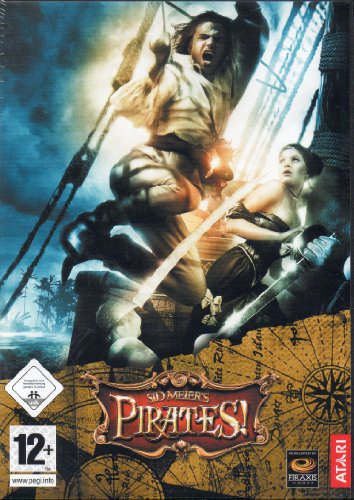 Sid Meier's Pirates! (Windows CD) Includes: Game CD, Paper Manual & Unique Code