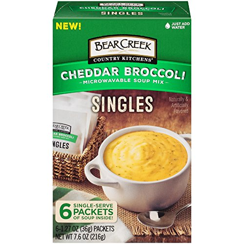 Bear Creek Soup Mix, Cheddar Broccoli, 7.6 Ounce