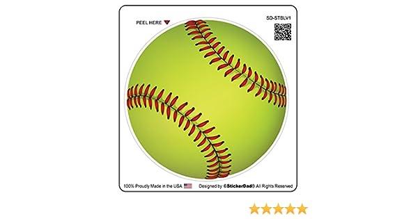Baseball Softball Boy Girl Team Sport Magnet Custom Personalized Name Car Truck