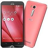 エイスース SIMフリースマートフォン ZenFone Go ピンク ZB551KL-PK16