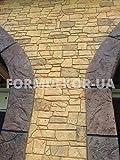 Granite Mat Stamp Texturing Skin Slate Pattern