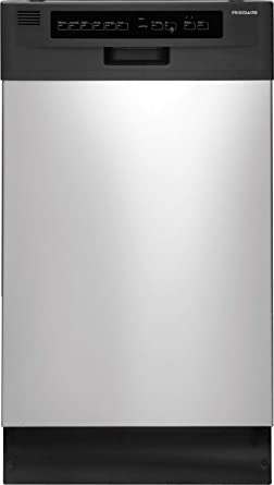 Frigidaire FFBD1821MS Semi-incorporado lavavajilla - Lavavajillas ...